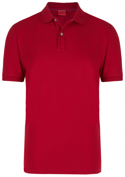 OLYMP Poloshirt - Level Five Body Fit - rot - 7500 12 34