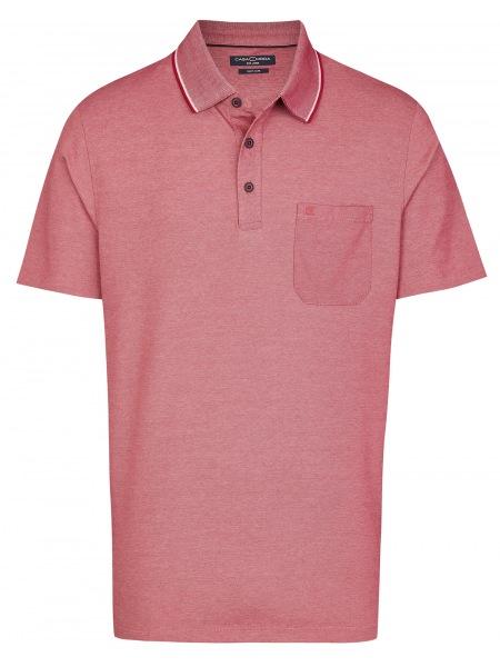 Casa Moda Poloshirt - pflaume - 993106500 969