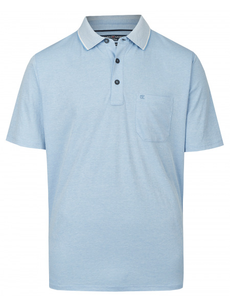 Casa Moda Poloshirt - hellblau - 993106500 102