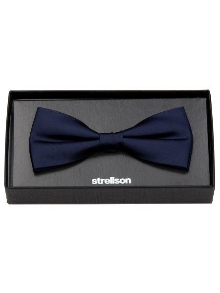 Strellson Schleife / Fliege - Seide - dunkelblau - 30009808-10000392 41