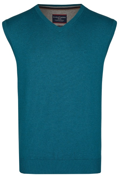Casa Moda Pullunder - grün - 004160 185