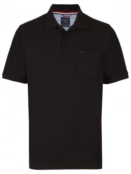 Casa Moda Poloshirt - Premium Cotton - schwarz - 004270 80