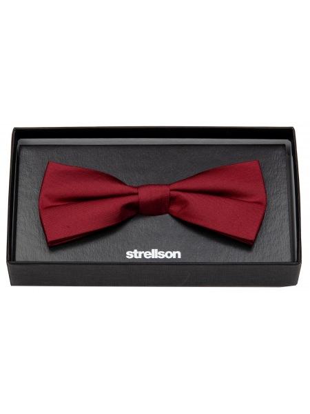 Strellson Schleife / Fliege - Seide - rot - 30009808-10000392 62