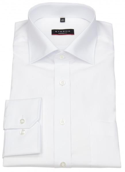 Eterna Hemd - Modern Fit - weiß - 1100 X187 00