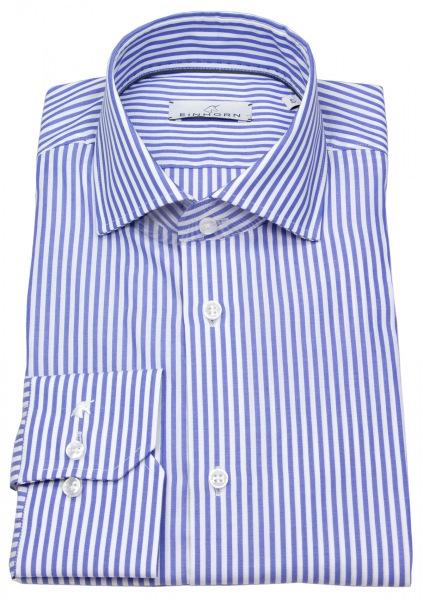 Einhorn Hemd - Modern Fit - Haikragen - Streifen - blau / weiß - 382720.5444 10