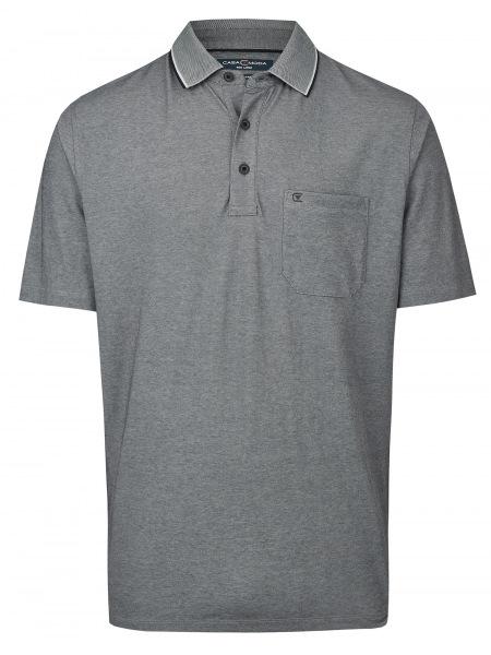 Casa Moda Poloshirt - Regular Fit - grau - 993106500 774