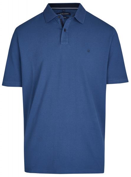 Casa Moda Poloshirt - Regular Fit - blau - 004470 125