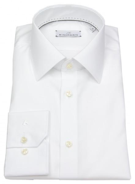 Einhorn Hemd - Modern Fit - Jamie - weiß - 854.11305 1
