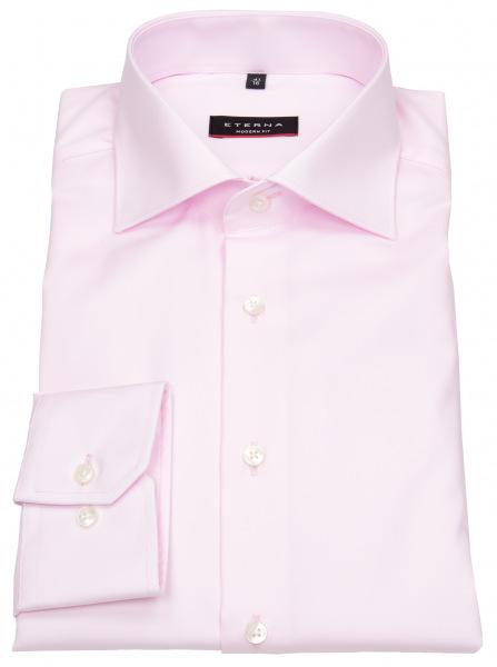 Eterna Hemd - Modern Fit - Cover Shirt - extra blickdicht - rosé - 8817 X18K 50