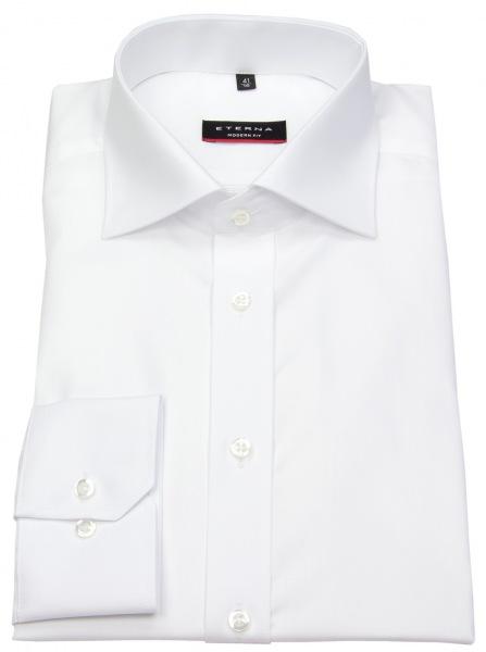 Eterna Hemd - Modern Fit - ohne Brusttasche - weiß - 1100 X177 00