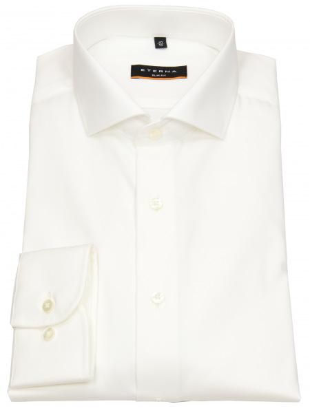 Eterna Hemd - Slim Fit - Cover Shirt - extra blickdicht - champagner - 8817 F182 21