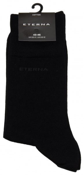 Eterna Socken - schwarz - AC 600 / 39
