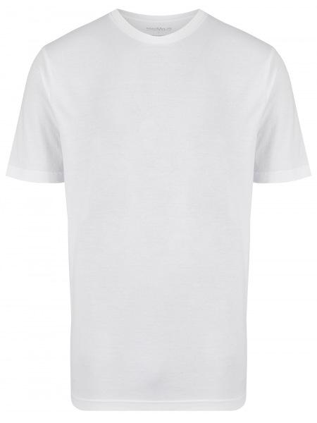 Marvelis T-Shirt Doppelpack - Modern Fit - Rundhals - weiß - 2816 00 00
