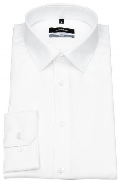 Seidensticker Hemd - X-Slim Fit - Kentkragen - weiß - 474980 01
