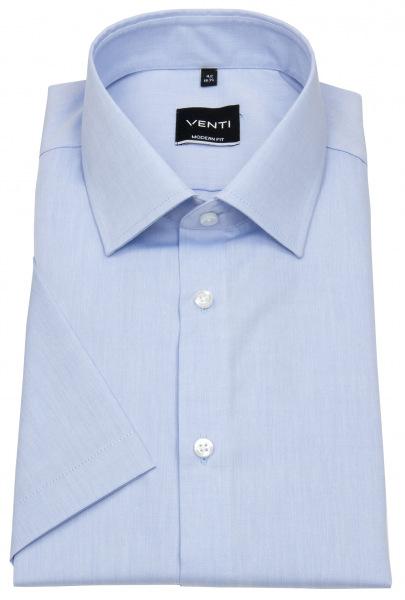 Venti Kurzarmhemd - Modern Fit - hellblau - 001620 115